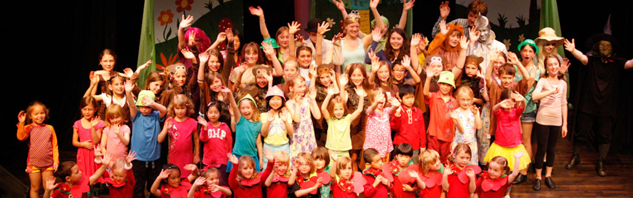 StageCoach Summer Day Camps for 2016
